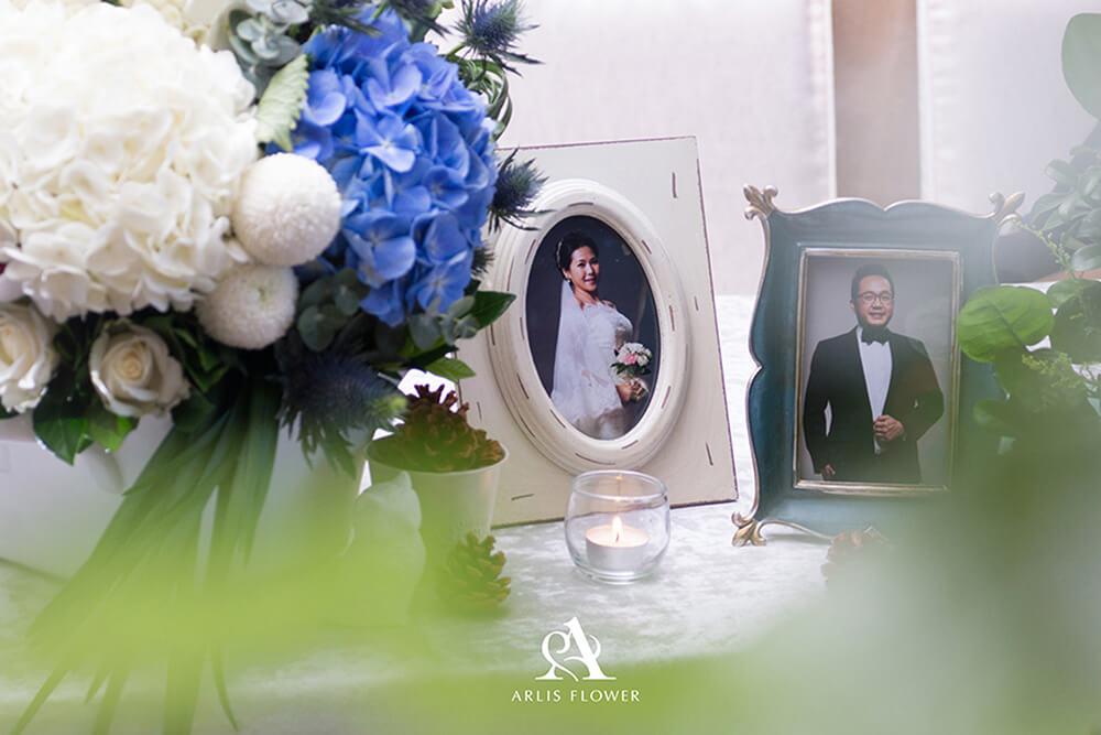 【台北婚佈】Formasn Lee & Susana Pai /北投麗禧溫泉酒店/ 歐陸餐廳