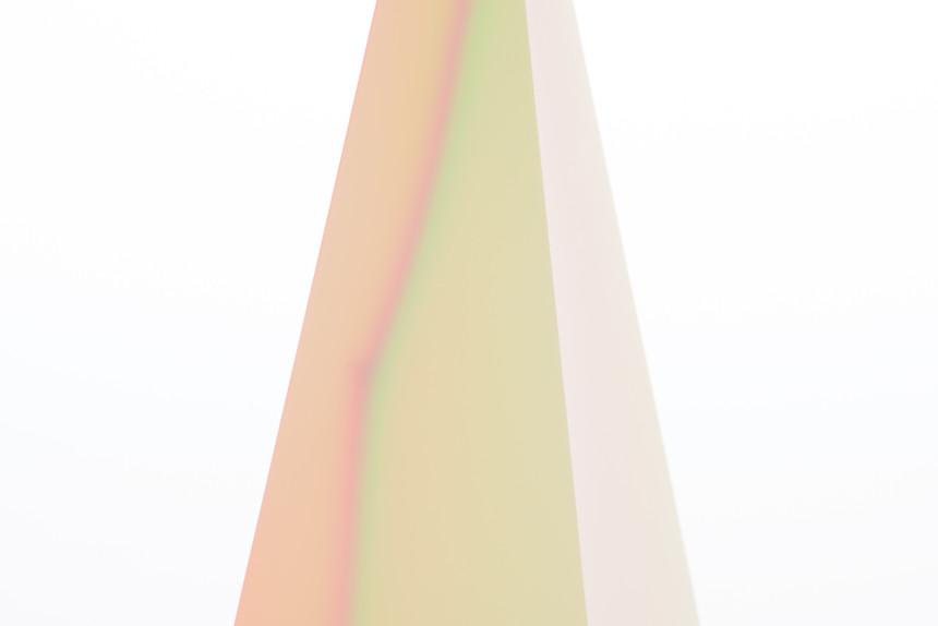 TINT 3 隨光影變色的單品花器