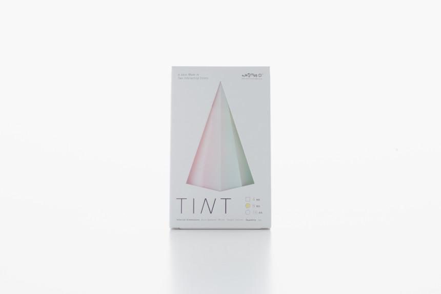 TINT 6 隨光影變色的單品花器
